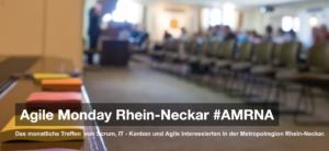 Agile Monday Rhein-Neckar